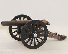 CANNON - CIVIL WAR  DIE CAST PENCIL SHARPENER