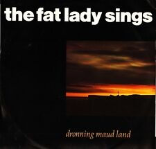 "FAT LADY SINGS dronning maud land 12TFLS4 uk fourth base 1990 12"" PS EX/EX"