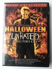 """Rob Zombie's 2007 """"Halloween� Unrated Director's Cut Special Edition 2-Disc Dvd"""