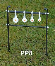 Heavy Duty Spinning,Spinner,PlinkingTargets for Airguns & Air Rifles, PP8