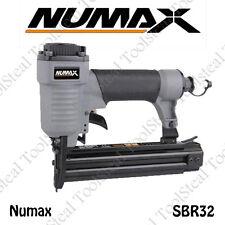 Numax SBR32 Pneumatic 1-1/4 in. x 18-Gauge Strip Brad Nailer w/Full Warranty