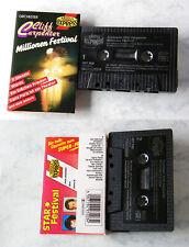 ORCHESTER CLIFF CARPENTER Millionen Festival .. 1988 Ariola MC TOP