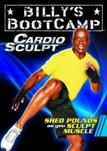 Billy Blanks Tae Bo Bootcamp Cardio Sculpt DVD