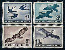 Ungeprüfte postfrische Briefmarken Satz österreichische (ab 1945)