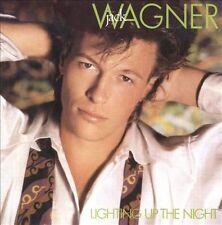 Jack Wagner LIGHTING UP THE NIGHT cd 2009 REMASTER Valerie Carter.Siedah Garrett