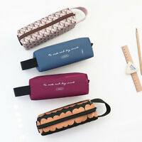 ICONIC Cute Pencil Case Pen Holder Stationery Organizer Pencil Box Pencil Bag
