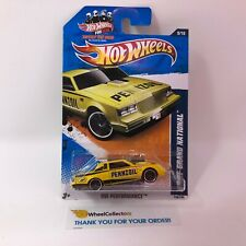 Buick Grand National #139 * YELLOW * 2011 Hot Wheels * HD14