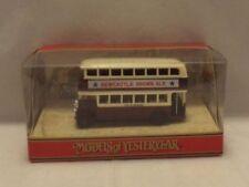 Matchbox Models of Yesteryear Plastic Diecast Buses