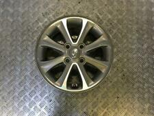 "14-18 HYUNDAI I10 MK2 14"" INCH 8 SPOKE 4 STUD ALLOY WHEEL 5.5JX14"