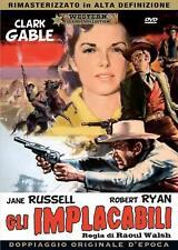 Drei Rivalen - Clark Gable, Jane Russell, Raoul Walsh -Western DVD Deutsch