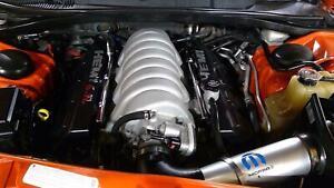 08-10 Dodge Challenger 6.1l Hemi V8 Engine/Transmission Dropout (98K) See Notes