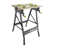 Ryobi Foldable Workbench With Adjustable Angle