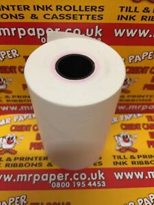 iCT220 - iCT250 PDQ Rolls / Card Machine Rolls (Box of 20 Rolls) FREE DELIVERY