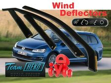 VOLKSWAGEN GOLF VII VARIANT 2013 -  5.doors Wind deflectors 4.pc set HEKO 31195