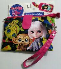 Littlest Pet Shop Blythe 'Vacation Pet Collection' Monkey Wristlet Black