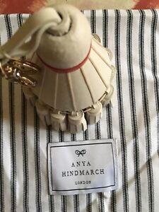 Anya Hindmarch Huge Golf Ball Keyring, Charm Tassle