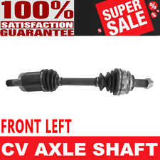 FRONT LEFT CV Joint Axle Shaft For BMW X5 2000 2001 2002 2003 2004 2005 2006