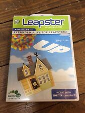 Leapfrog Leapster & Expanded Leapster 2 Game Disney Pixar UP ☆FREE UK DELIVERY☆