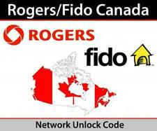 Rogers / Fido Unlock Code Available for All Samsung Models