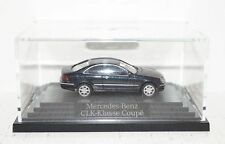 Wiking Mercedes-Benz CLK-Klasse Coupé Werbemodell 1:87 in PC-Box