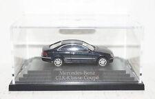 Wiking Mercedes-Benz CLK-clase Coupe werbemodell 1:87 en PC-Box