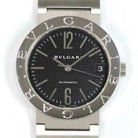 BVLGARI watch Bvlgari Bvlgari BB33SS men's Automatic-winding genuine