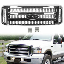 2006 Style Grille Grill CONVERSION For Ford 99-04 Super Duty F250 F350 F450 F550