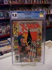 UNCANNY X-MEN #211 (Marvel Comics, 1986) CGC Graded 9.8 ~MARAUDERS ~WHITE Pages