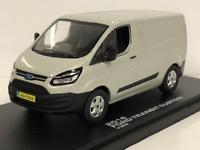 2016 Ford Transit Custom V362 Moondust Silver 1:43 Scale Greenlight 51096
