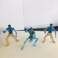 Lot of 3 Vintage Avatar Action Figures