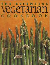 The Essential Vegetarian Cookbook 1997, Paperback Vegan Nice Photo Illustrations