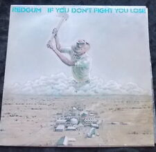 REDGUM If You Don't Fight You Lose LP