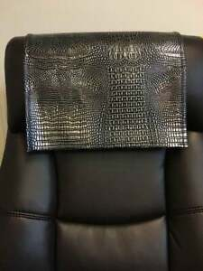 Alligator Couch Chair seat Leather damage furniture arm rest recliner protector