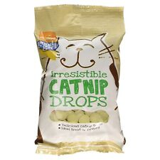 Good Girl Irresistible Catnip Drops Training Reward Treat Made From Milk 50g