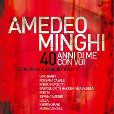 Amedeo Minghi 40 Anni Di Me Con Voi Musica Italiana