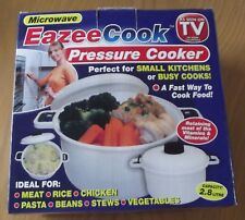 Eazee Cook Pressure Cooker - As seen on TV.