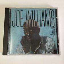 Joe Williams : Having The Blues Under A European Sky CD _ Denon Japan.  (15107)