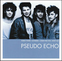 PSEUDO ECHO - THE ESSENTIAL CD ~ FUNKY TOWN +++ 80's GREATEST HITS/BEST OF *NEW*