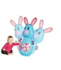 Chad Valley Blue Bunny Bopper/ Make Playtime Fun for Kids,Dogs /6m+ FREE POSTAGE