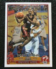 2003-04 Topps Chrome #115 DWYANE WADE Rookie Card RC Miami Heat SHARP! PSA 9 ?