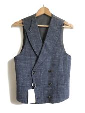 Suit Supply Double Breasted Waitcoat