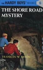 #6 HARDY BOYS The Shore Road Mystery NEW Hardcover GLOSSY Flashlight Series