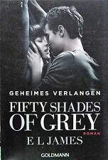 Fifty Shades of Grey Band   Geheimes Verlangen  E.L.James  Erotik ++Ungelesen++