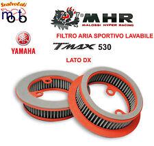 MALOSSI FILTRO ARIA VARIATORE YAMAHA T-MAX TMAX 530 ANNO 2012 0415216