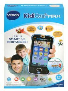 Smartphone Enfant - VTECH - Kidicom Max Bleu