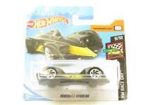 Hotwheels RoboRace RoboCar Black Short Card 1 64 Scale Sealed