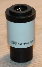 Zeiss Mikroskop Microscope Okular GF-Pw 10x/25 - 30mm Durchmesser