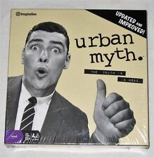 URBAN MYTH Board Game - IMAGINATION - BRAND NEW