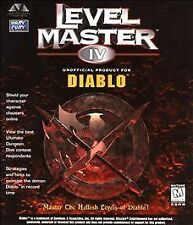 Level Master Iv: Unofficial Product for Diablo (Pc, 1997)