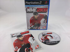 NHL 2K8 Sony PlayStation 2 2007 DVD Box (PS2/780)